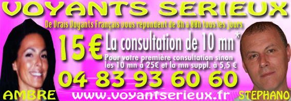 + de 30 voyants sur www.voyantserieux.fr