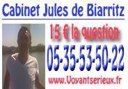 jules de biarritz pat