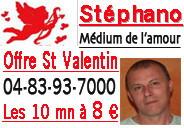 Voyant Stéphano médium de l'amour